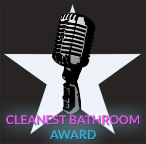 Cleanest Bathroom Award